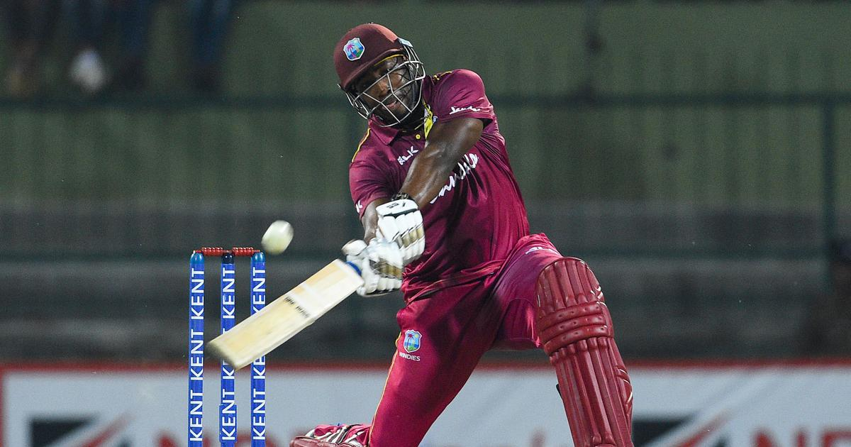 West Indies seal T20 series over Sri Lanka