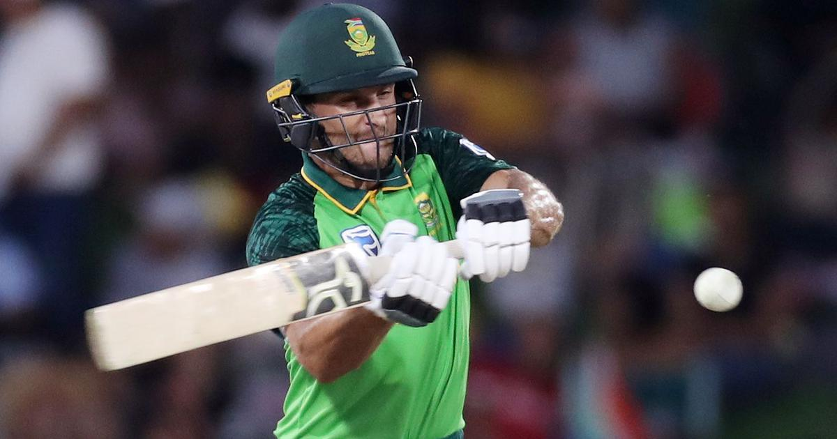 Opener Janneman Malan included in South Africa squad for ODI series against India