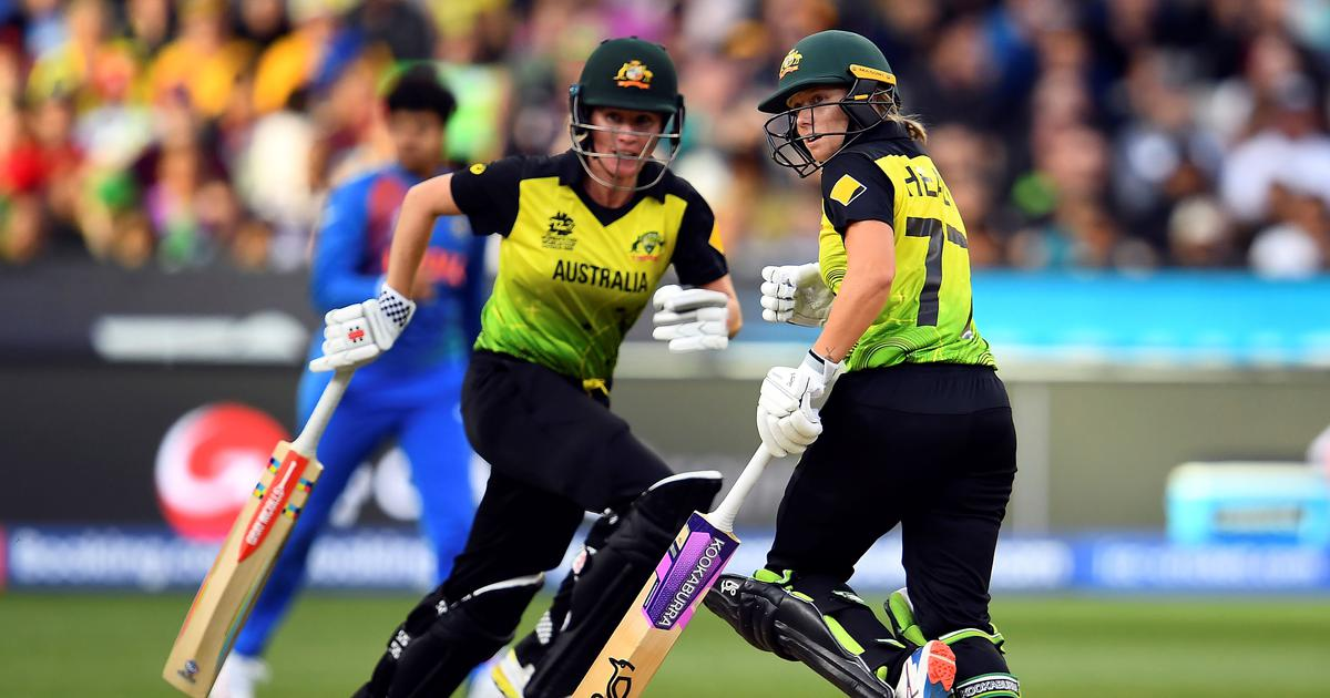 T20 World Cup: Healy, Mooney, Schutt star as Australia thump India to claim record fifth title