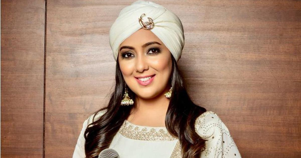 'Katiya Karoon' singer Harshdeep Kaur: 'Raag-based compositions are disappearing'