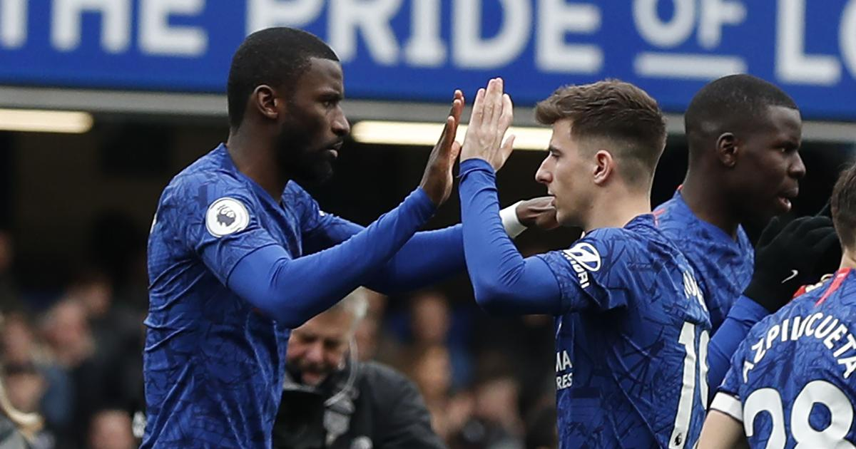 Premier League: Mount, Pedro inspire Chelsea to big win over Everton and consolidate fourth spot
