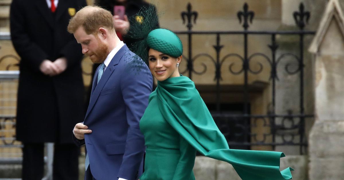 UK: Prince Harry, Meghan Markle make last appearance as royals