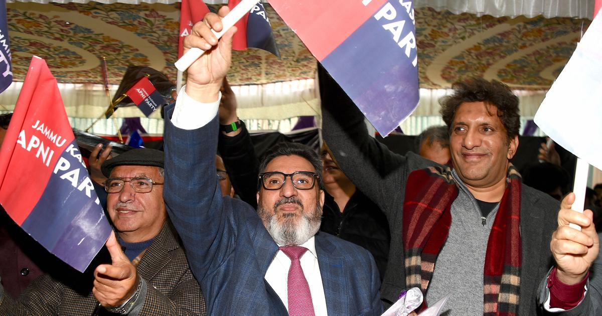 The Daily Fix: Kashmir has a new party, but it is politics as usual