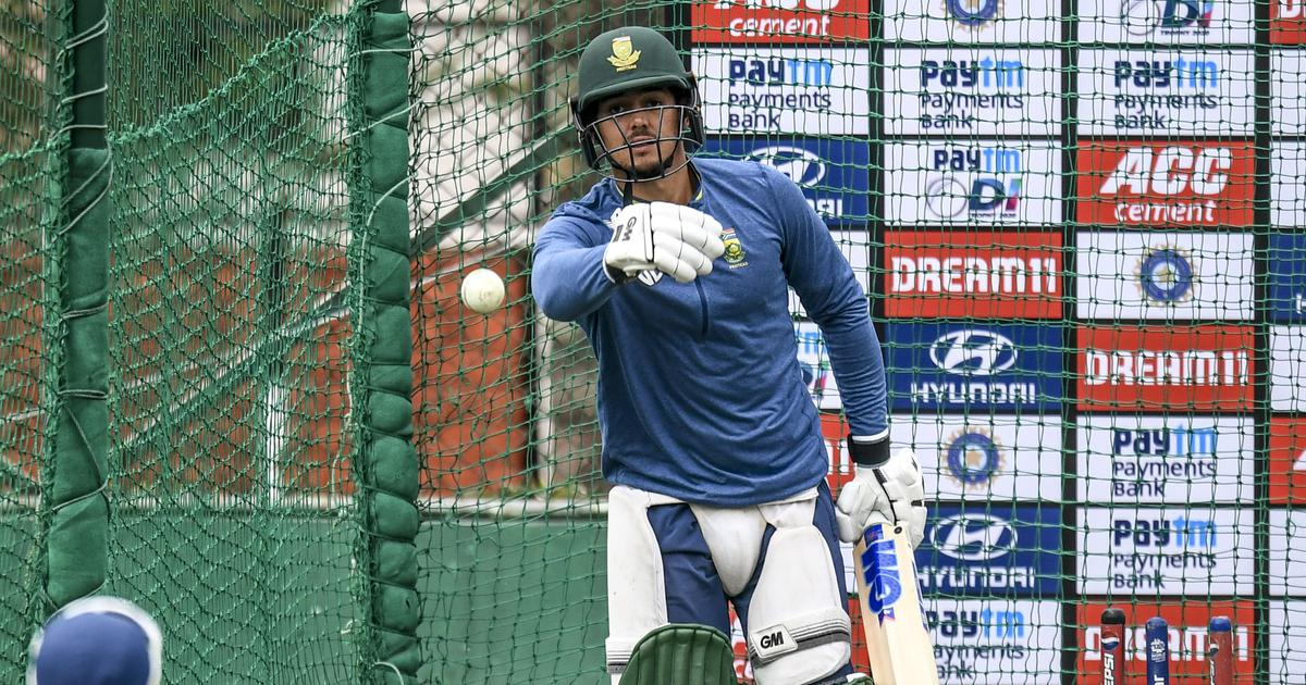 India has an unbelievable team but we're confident too: SA captain Quinton de Kock ahead of ODIs