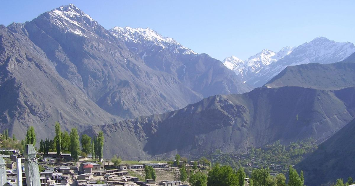 A journey from the 'Muslim Himalayas' through the 'Buddhist Himalayas' to the 'Hindu Himalayas'