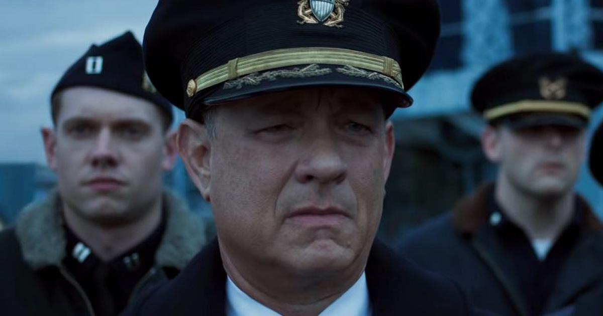 Watch: Tom Hanks plays US Naval officer taking on German U-boats in 'Greyhound'