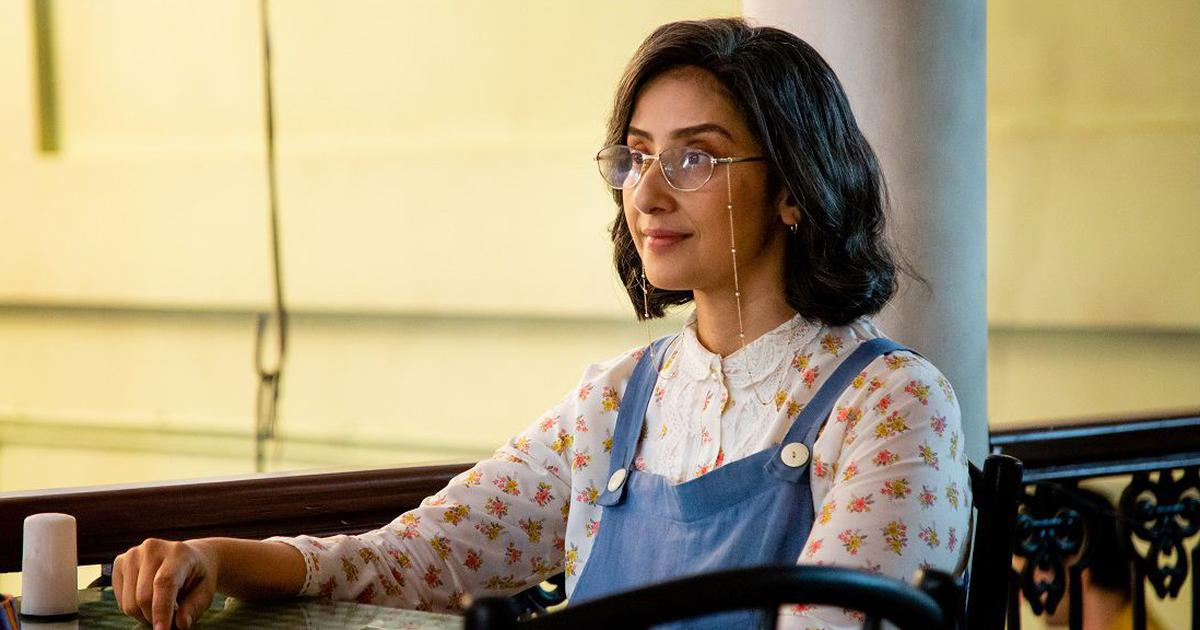 Watch: Manisha Koirala is a proud Irani cafe owner in Netflix film 'Maska'