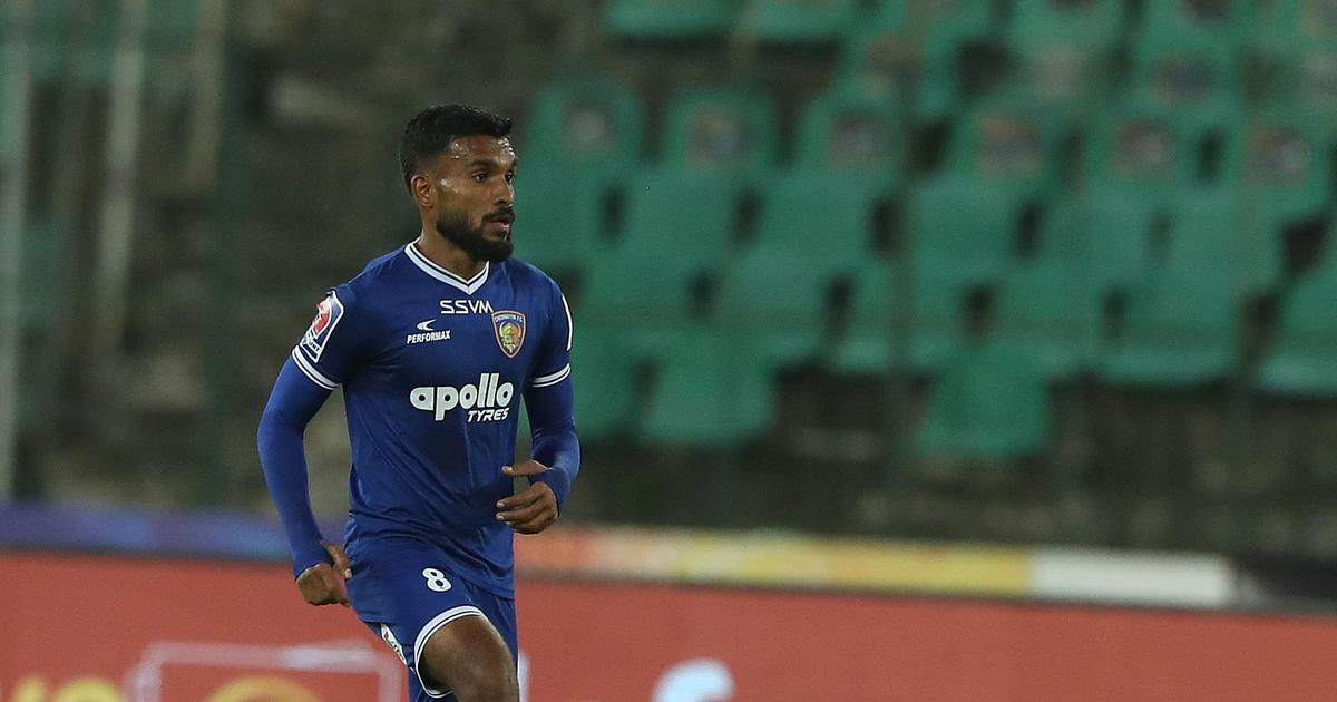 ISL final: A late bloomer, Chennaiyin FC midfielder Edwin Vanspaul is peaking at the right time