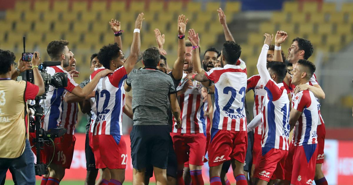 ISL: Javi Hernandez's brace steers ATK to record third title with 3-1 win against Chennaiyin FC