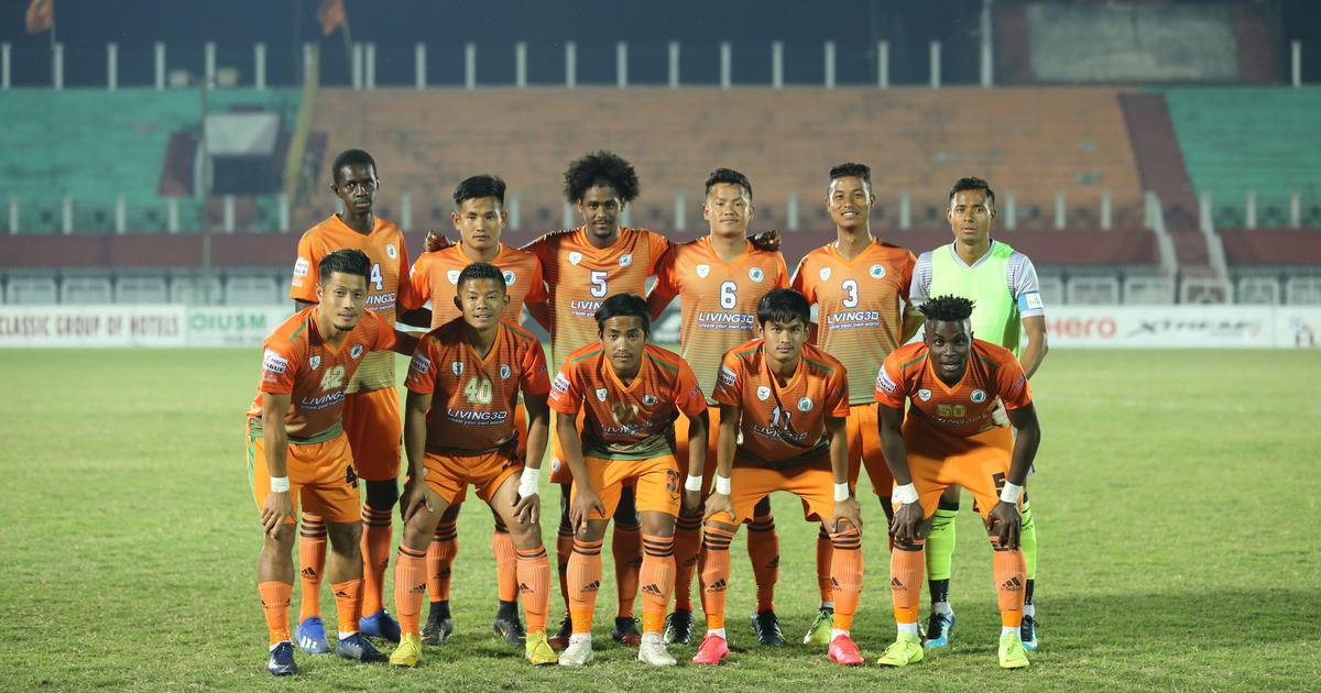 I-League:  Neroca hold Chennai City to draw after late penalty, Real Kashmir-TRAU FC game cancelled