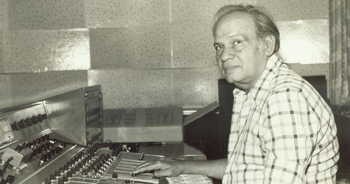 Sound stories: How BN Sharma helped create some of Hindi cinema's biggest musical hits