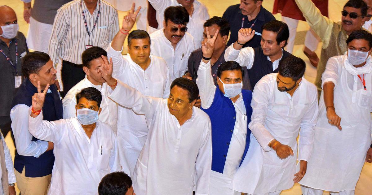 Viral politics: From Madhya Pradesh to Modi's Delhi, politicians use Covid-19 to push their agendas