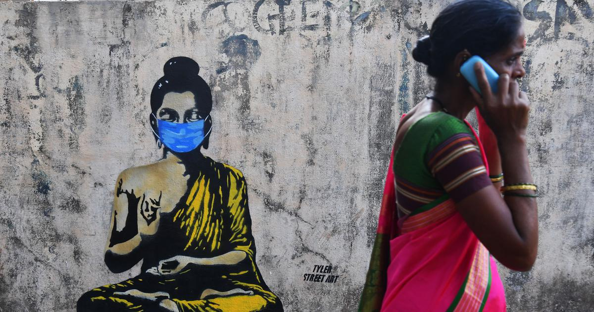 How Buddhist teachings can quell our anxiety about the coronavirus pandemic