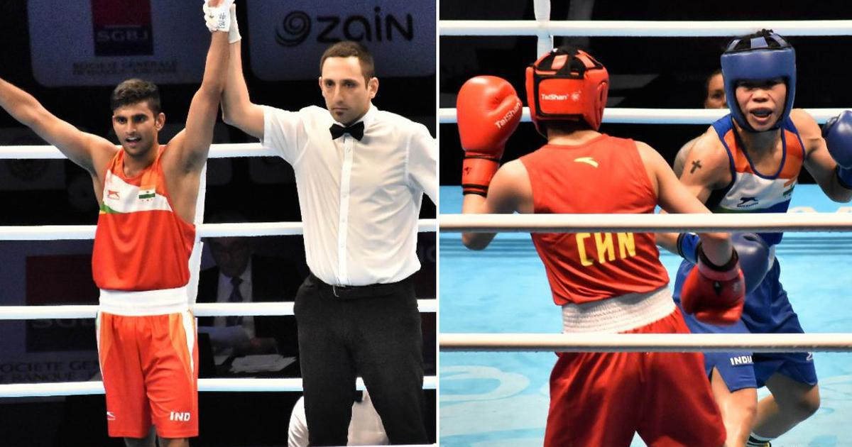 Change of guard, grit and battling coronavirus fears: Behind Indian boxers' Olympic quota spree