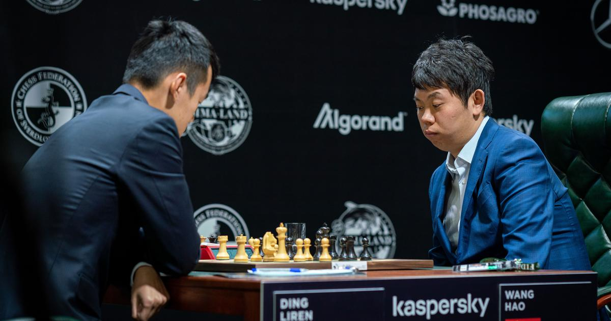 Fide Chess Candidates 2020: Ian Nepomniachtchi and Wang Hao get off to winning starts