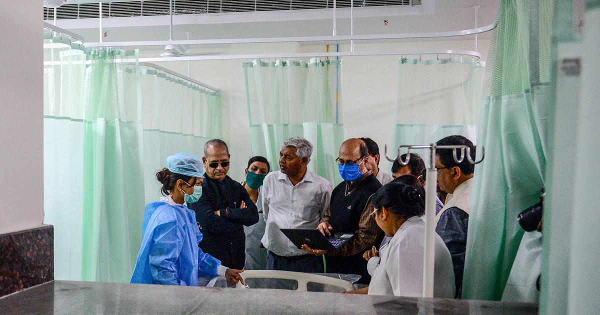 Delhi: Suspected coronavirus patient taken for tests dies by suicide at Safdarjung Hospital