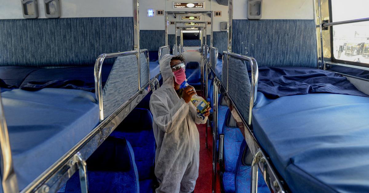 Coronavirus: Lockdown in Chennai, three neighbouring districts from June 19 to 30, CM announces
