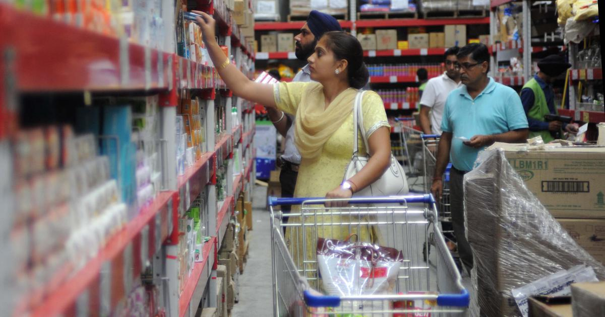 Coronavirus: What India's panic-buying frenzy means for online grocers