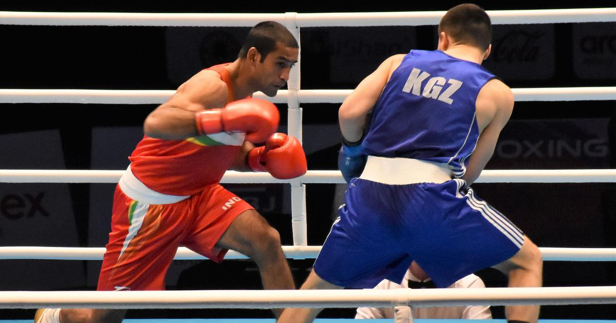 Boxing: Overcoming father's death before Olympic qualifiers ...