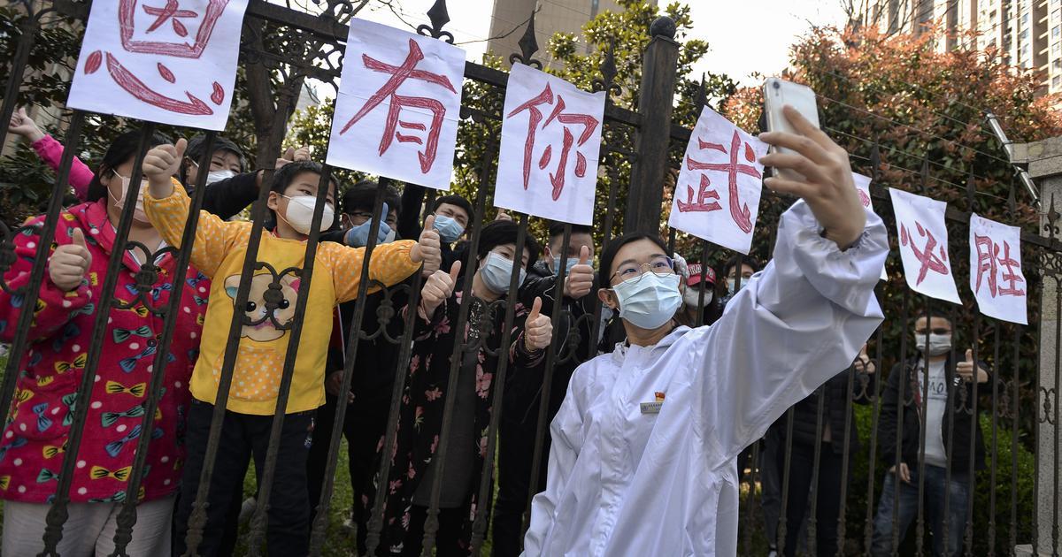 How the coronavirus crisis inspired art and humour in quarantined China