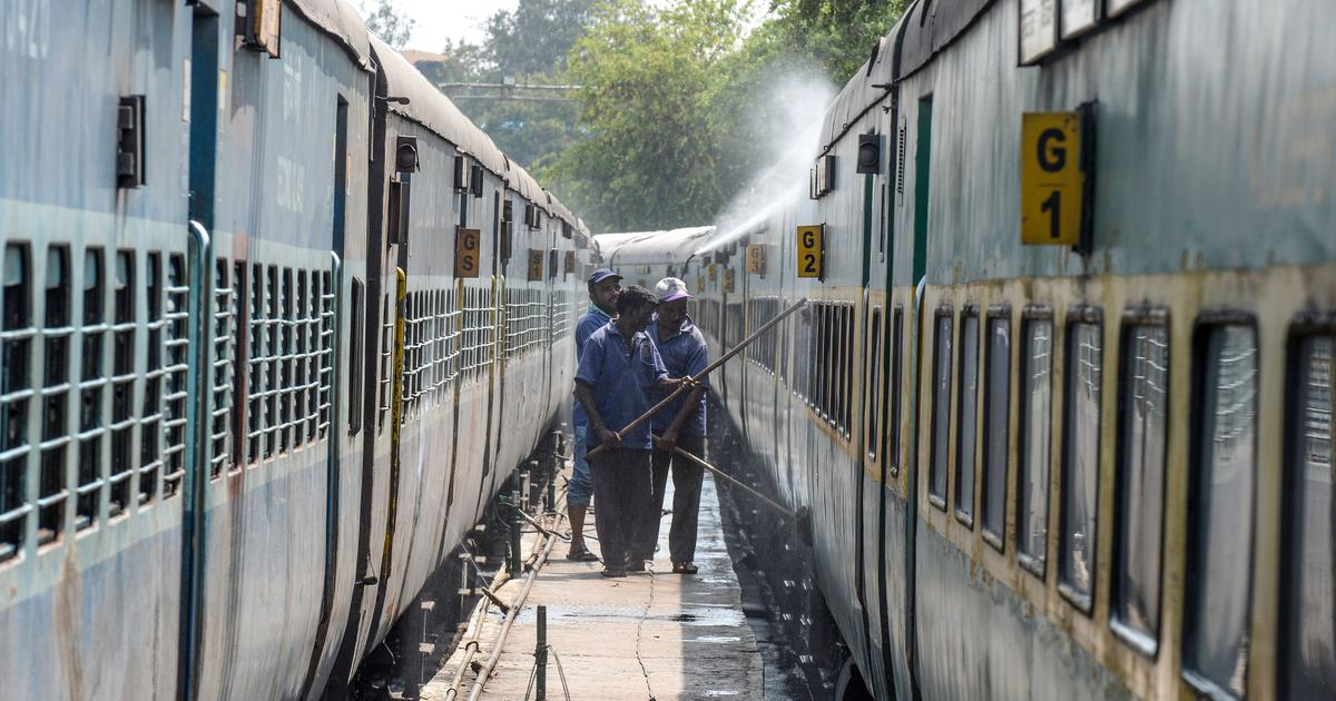 Covid-19 lockdown: Army to run 2 special trains to meet operational needs along borders, say reports