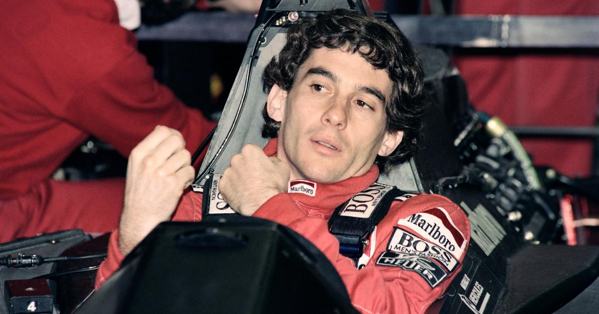 Pause, rewind, play: The best of Ayrton Senna, one of the greatest Formula One drivers