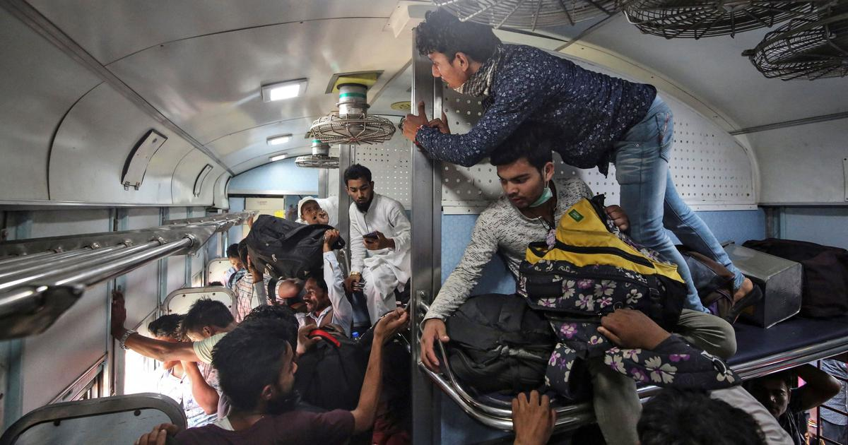 Coronavirus+ Travelled In Trains, Postpone Journeys, Says Railways