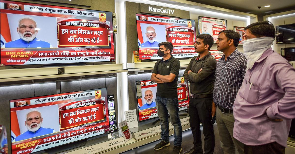 Coronavirus: Modi's 14-hour 'janata curfew' won't break cycle of infection, as viral messages claim