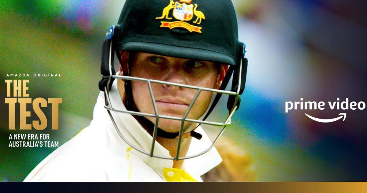 From ball-tampering low to Ashes high, Steve Smith's redemption story is highlight of 'The Test'