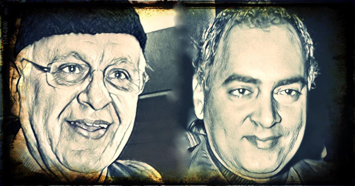 With Farooq and Omar released in Kashmir, a look at the Abdullahs' deal with Rajiv Gandhi