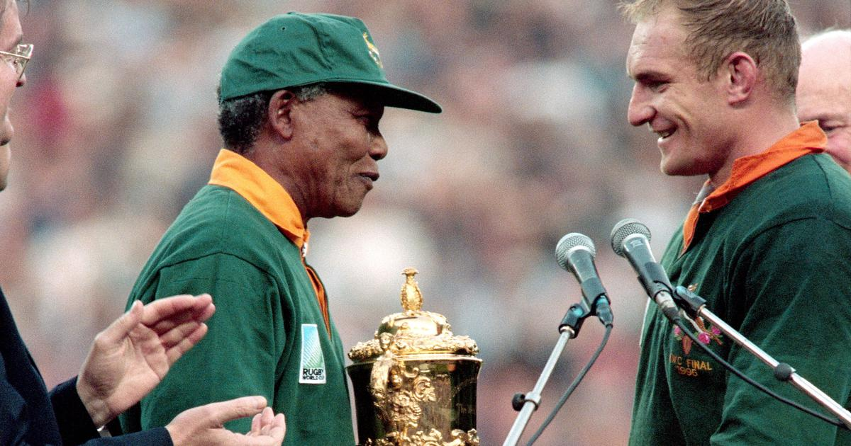 Pause, rewind, play: How South Africa's Rugby World Cup win in 1995 entered sporting folklore