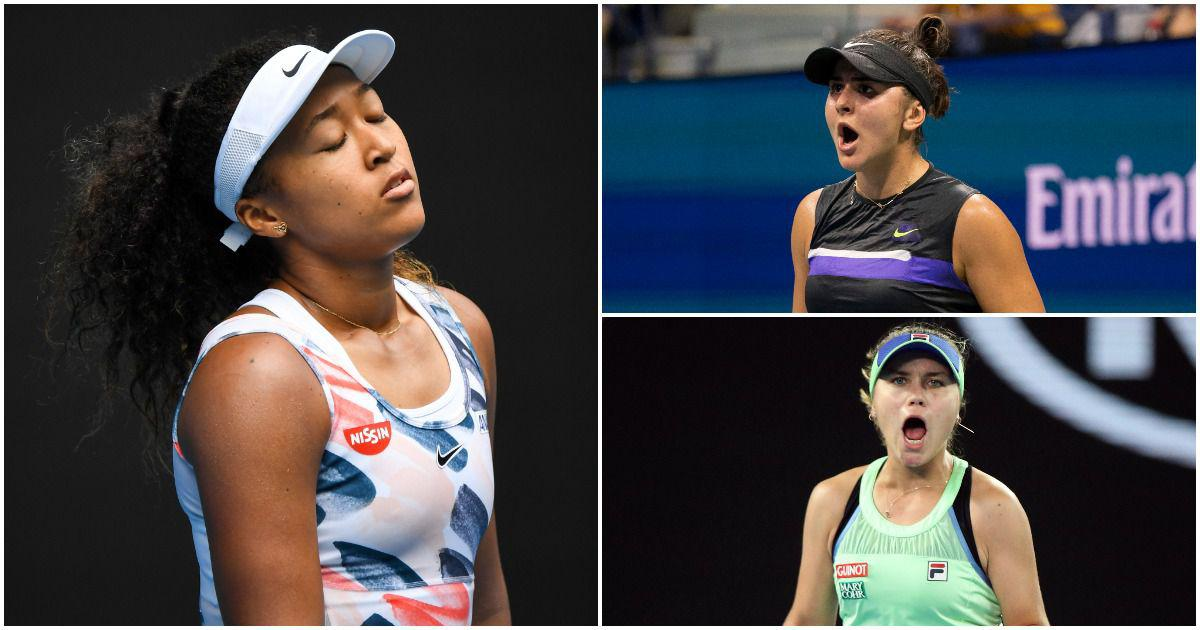 Data check: With first-time Grand Slam winners galore, women's tennis searches for a consistent star