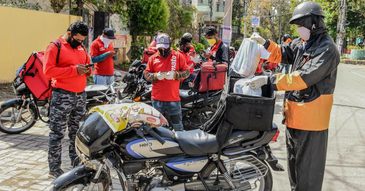 Coronavirus: Zomato, Swiggy to not deliver food orders after 8 pm in Maharashtra amid new curbs