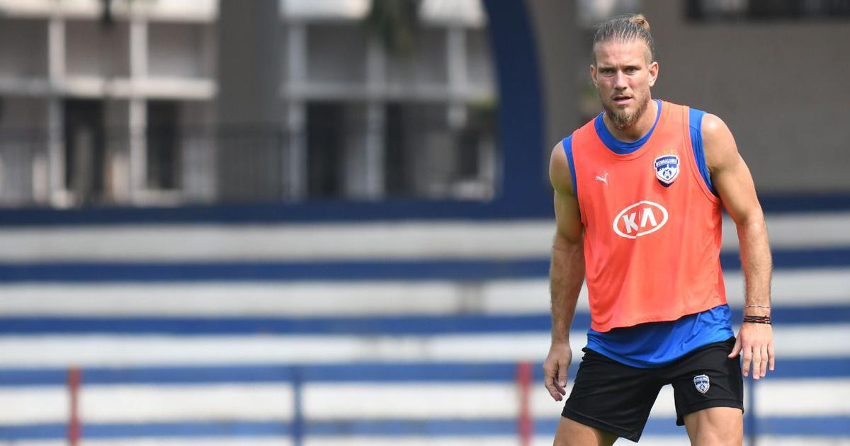 Indian football: Australia's Erik Paartalu signs two-year contract extension with Bengaluru FC