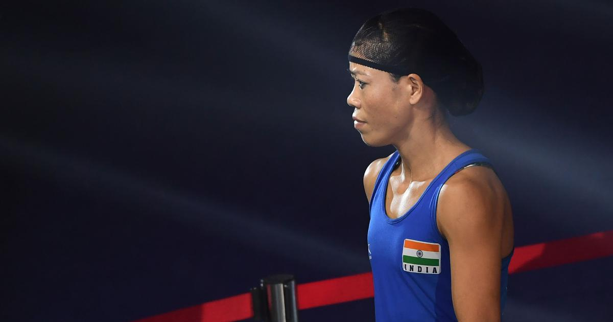 Boxing: Bronze medal for Mary Kom at Boxam International after defeat in semi-final