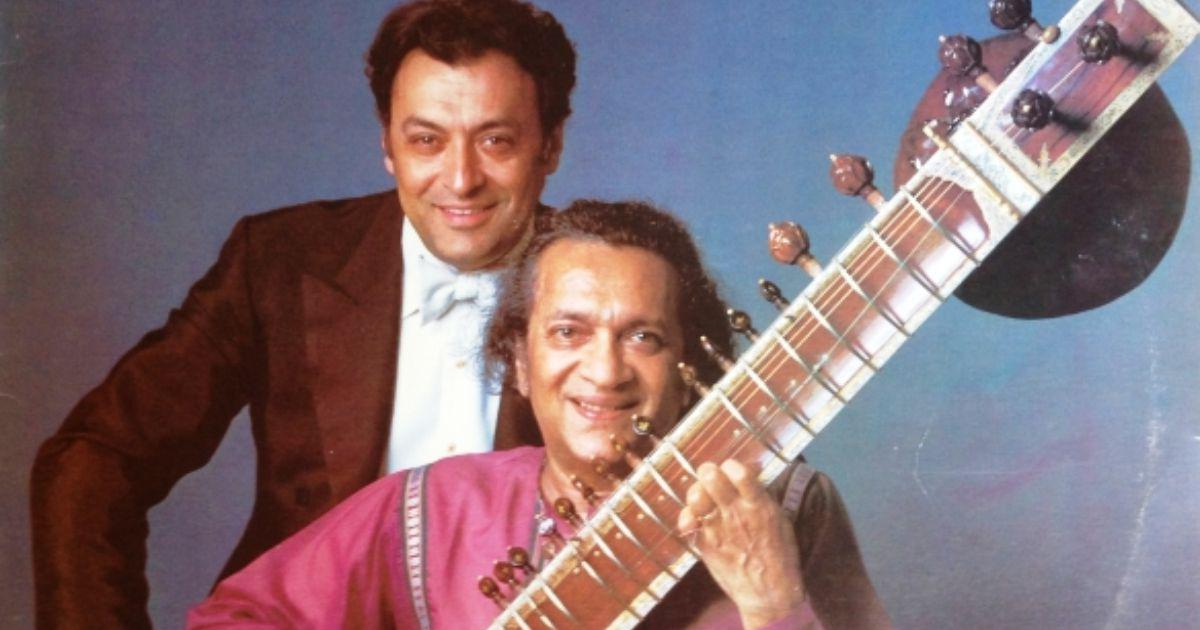 The Art of Solitude: Ravi Shankar and Zubin Mehta's 'Raga Mala' brings joy and optimism