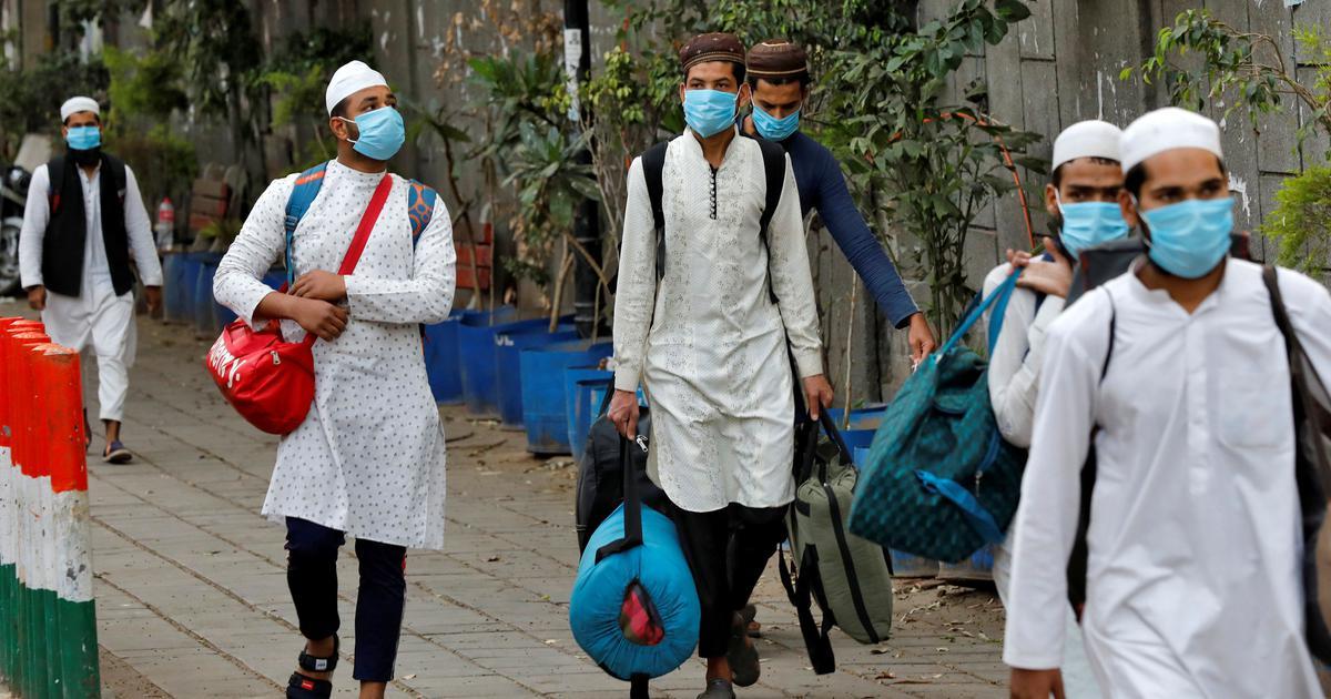Coronavirus: 1,095 look out circulars deleted, 630 Tablighi Jamaat members left India, says MEA