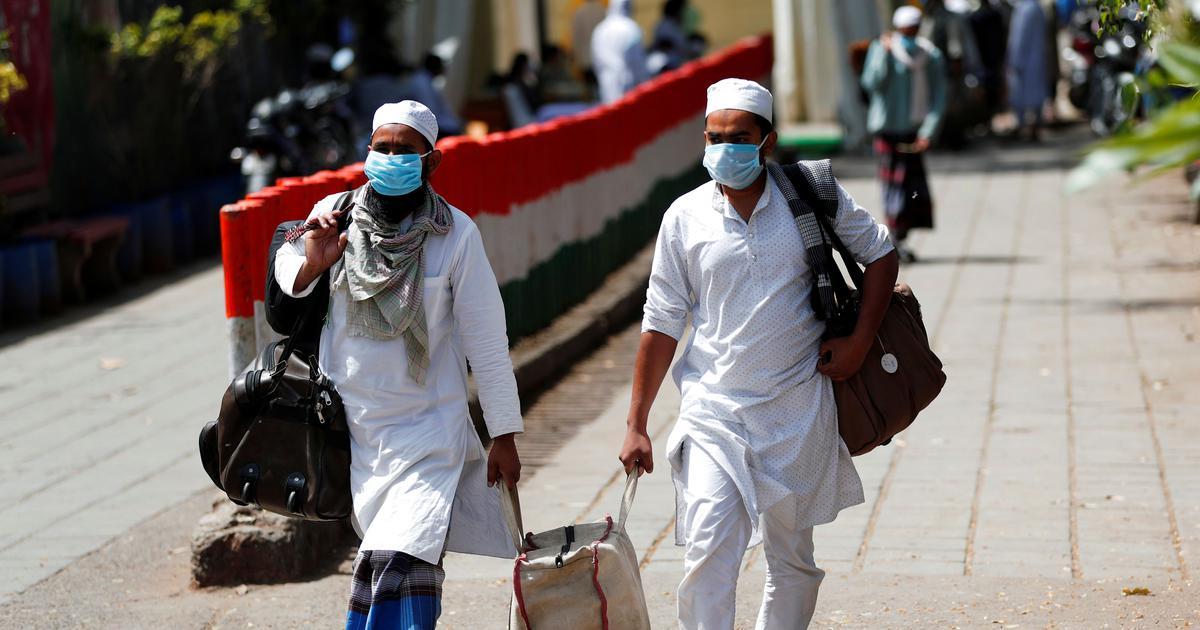 Coronavirus: States trace, quarantine people linked to Delhi's Nizamuddin event