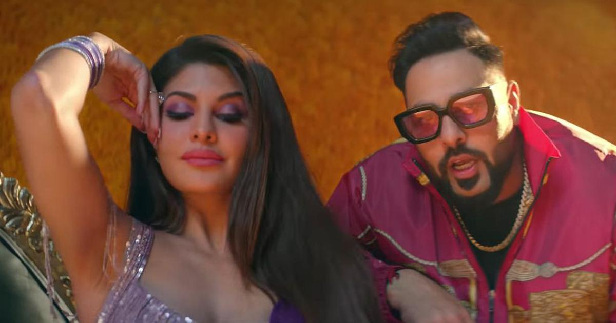 Oops! Badshah's latest song with Jacqueline Fernandez, Genda Phool faces plagiarism issues