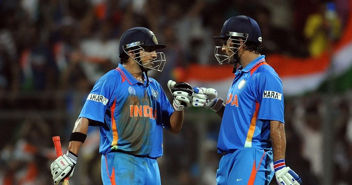 Watch: Highlights of 2011 World Cup final against Sri Lanka - when MS Dhoni and Co ended a long wait