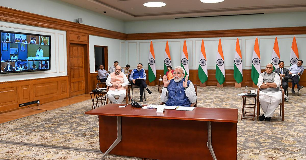 As Covid-19 crisis unfolds, Modi could dispel negativity by starting an honest national conversation
