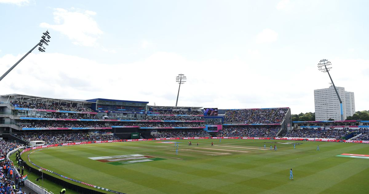 Coronavirus: Edgbaston cricket stadium to be used as testing station for health services staff