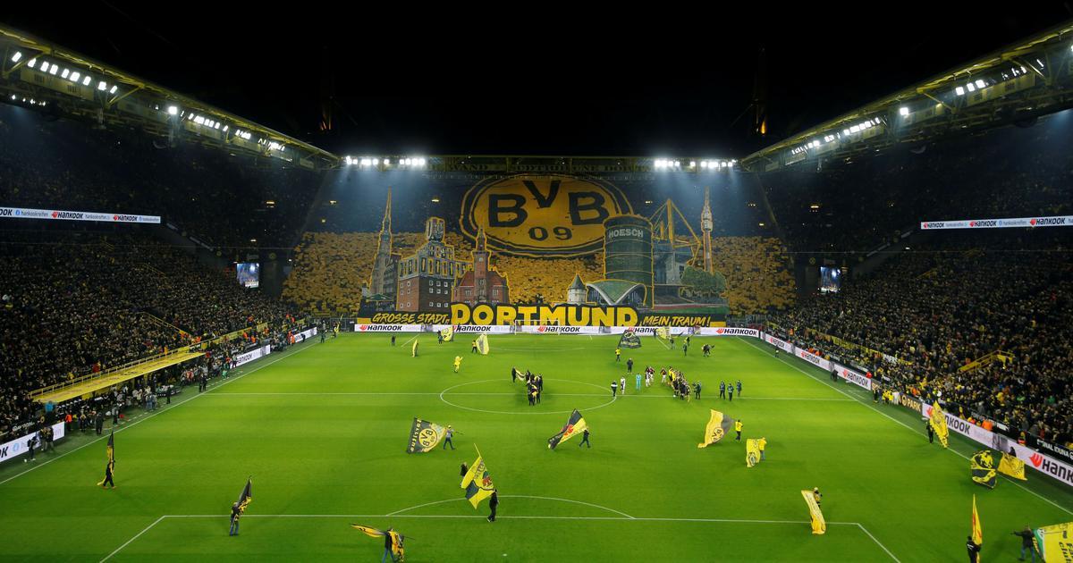 Borussia Dortmund vs Bayern Munich Venue