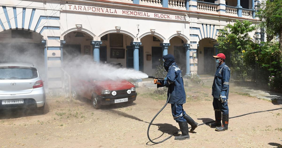 Coronavirus: Number of cases rise to 2,902 in India, 68 deaths reported