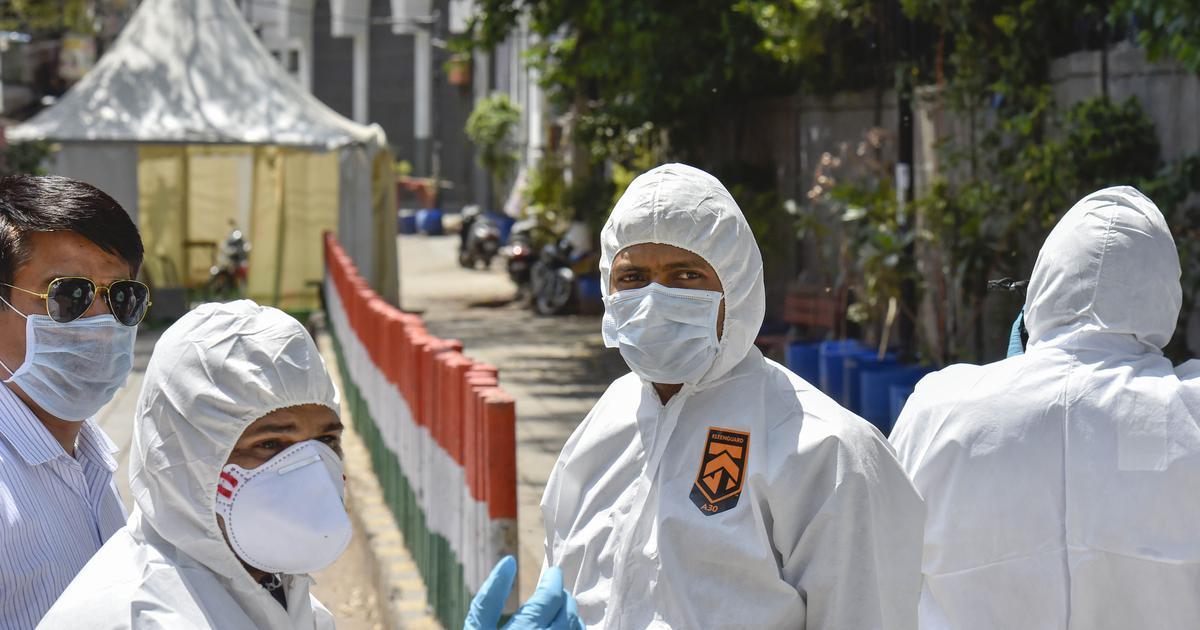 कोरोना वायरस संकट : 24 घंटे में 32 मौतों का नया रिकॉर्ड