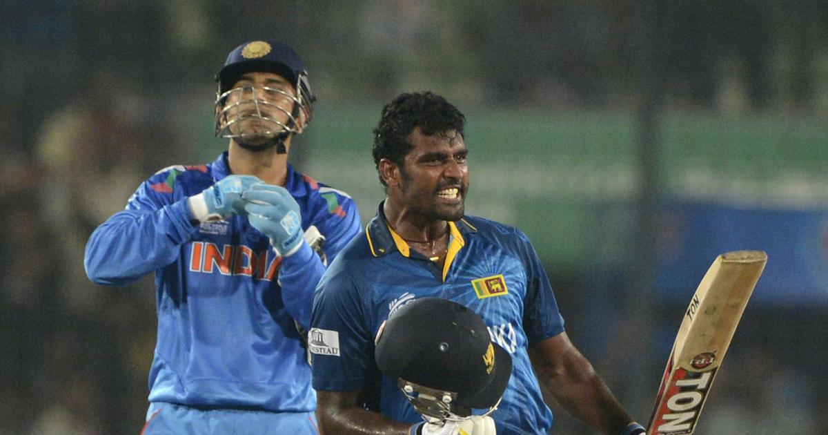 Watch: Sangakkara, Jayawardene sign off in style as Sri Lanka beat India to win 2014 ICC World T20