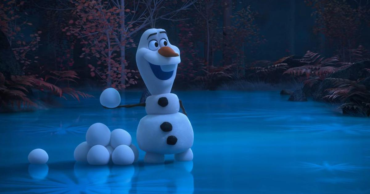 Watch: Here is the first of 20 mini-adventures of Olaf the snowman from 'Frozen'