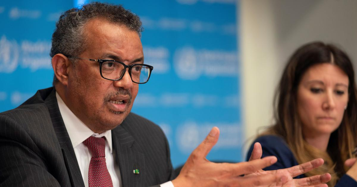 Covid-19: WHO chief calls for end to 'politicisation' of pandemic after Trump threatens to cut funds