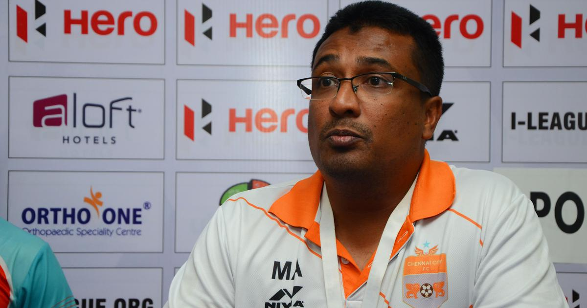 Covid-19: Stuck in India, Chennai City coach Nawas uses time to analyse football and guide players
