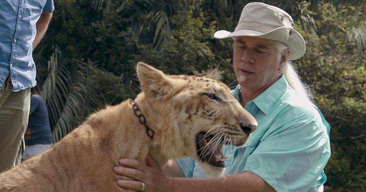In Netflix series 'Tiger King', a deranged big cat breeder and his rival with an Indian name